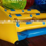 inflatable flying fish tube towable / inflatable banana boat/ flying fish