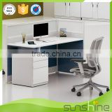Alibaba Wholesale Space Saving Furniture Office Partition Workstation With Cable System Made In China