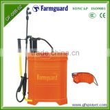 Hot sale 16L pressure sprayer back pack sprayer GF-08B-02 PP classical design