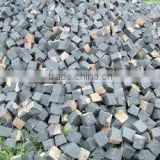 black basalt cobble stone with factory price