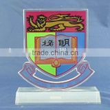 Hot sale custom acrylic plaques, crystal award plaques