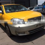 2003 Used Left Hand Drive Car For Toyota Corolla Altis (TAX-523)