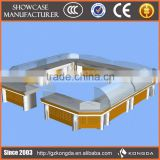 China custom food kiosk mall,grocery shelves for sale