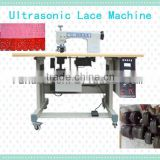 ultrasonic lace sewing machine Ultrasonic sewing machine decorative leather tablecloth crochet lace making machine