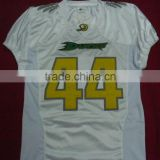 Custom Team name and Tackle Twill number American Football Jersey