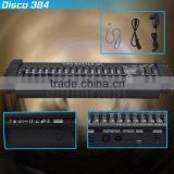384CHs DMX512 controller / dmx lighting dimmer / Stage Show&Other Performance Lighting control DJ system