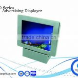 10.4-inch advertising display Comes in Black and Silver lcd tft display taxi advertising lcd