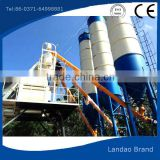 Hopper Lift Type50m3/h Mini Mobile Batching Plant, Mobile Asphalt Plant for Sale, Portable