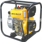 HL- 50KB-2/80KB-3/100KB-4 HUALI China Taizhou for agriculture garden and farm irrigation Diesel water pump