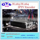RTSP RTMP/UDP SDI IPTV HD 1080P H.264 H.265 HEVC Encoder to IP Audio Video IPTV Streaming Server Encoder