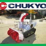 Used Fujii Hand Guided Snow Plough FSR1100DT-2 Sales / Rubber Shoe , Removal Width 1100mm