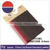 2015 soft pu leather per meter Factory direct sale