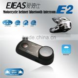 2016 New E2 china motorbike accessories wireless bluetooth equestrian helmet headset intercom telephone