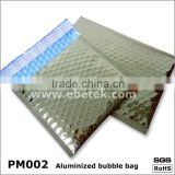 High quality Black Bubble Cushioned Aluminized Foil Mailer Bubble Packaging Bag Envelope