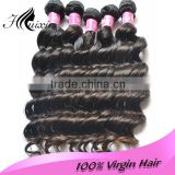 Hot selling natural hair removal machine of wave indian virgin hair, indian remy hair extension