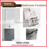 2016 new design modern high end quality soild wood concise manufacturer used bathroom vanity cabinets
