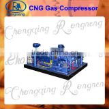 Hot China products wholesale D type CNG compressor gas station equipment
