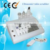 au-8202 ultrasonic operation system beauty salon machine for skin tightening skin scrubber type