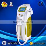 0-150J/cm2 Vertical White Laser Diode Soprano Diode Laser Skin Hair Removal Ipl Machine 10.4 Inch Screen