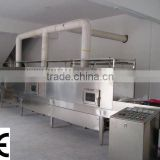 30KW Industrial continuous beef jerky processing machinery