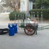 Sprinkler irrigation equipment mobile agricultural machinery 8.8CP-55 new -type lift 55 m