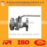 PN 16-40 full welding floating ball valve High Quality competitive price for sale Manufacturer