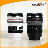 2017 New Style White 400ML Camera Lens Coffee Cup Mug