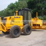 top quality best price hydraulic motor grader 165Hp model py165C use ZF gear and Cumins engine with CE cerfication