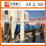 Low drying temperature 2 ton/hour coco peat drying machine/coco pith dryer with good quality