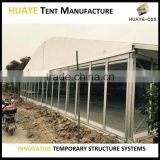 Best quality 20m outdoor arcum shaped commercial marquee tent event for sale