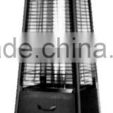 outdoor Pyramid Flame gas heater