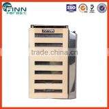 Home-use Stainless steel heating wire element far infrared protable sauna room steam heater ,water heater wirh control