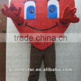 NO.1927 character red heart costumes