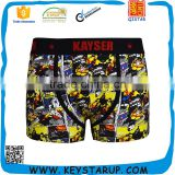 Men's Cotton Woven Boxer Shorts Underwear Shorts
