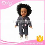 Chinese manufacturer with great price fashion silicone doll american girl doll clothes