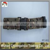 military camouflage quick buckle belt