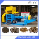 DGP70 capacity 250kg/h dry type floating animal dog cattle feed pellet mill machine
