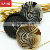 china supplier Embossed Logo shell button