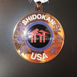 custom shidokan sports medals