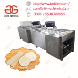 High Precision Rice Puffing Ball Making Machine with Easy Operation