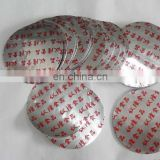custom size full silicone can seal liner New Functional Wine/Milk/Water Use Bottle Cap Seal Liner