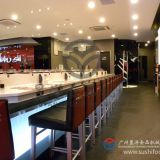 Restaurant Conveyor Belt Sushi 4.2 - 4.7m/min With Stainless Steel Chain