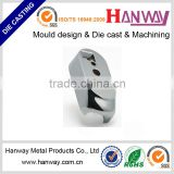 stainless steel anodizing Aluminum die casting Round Iron Plating Chair Base