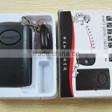wireless remote control vibration alarm for door and window