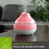 300ML Aroma Diffuser Humidifier Essential Oil Aromatic Cool Mist Air Ultrasonic Humidifier for Home Office Yoga Baby