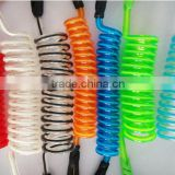 Wholesale OEM surfing leash colorful TPU legrope paddle board leash