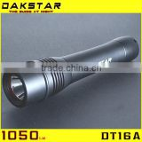 DAKSTAR DT16A XML T6 1050LM 26650/18650 Rechargeable Aluminum LEDSuperbright IPX8 Diving Torch