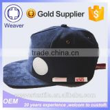 2015 New Products Custom Logo Corduroy 5 Panel Hat Sewing Pattern