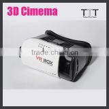 high clear to watch sex video cardboard 3d vr glasses mp4 xnxx vedio glasses for computer/smartphone/camera