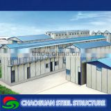 Prefabricated flat roof prefab house,mobile house,,prefab bungalow,modular house building